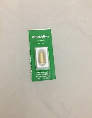 3.5v Halogen Replacement Lamp For Welch Allyn 04900-u Ophthalmoscope