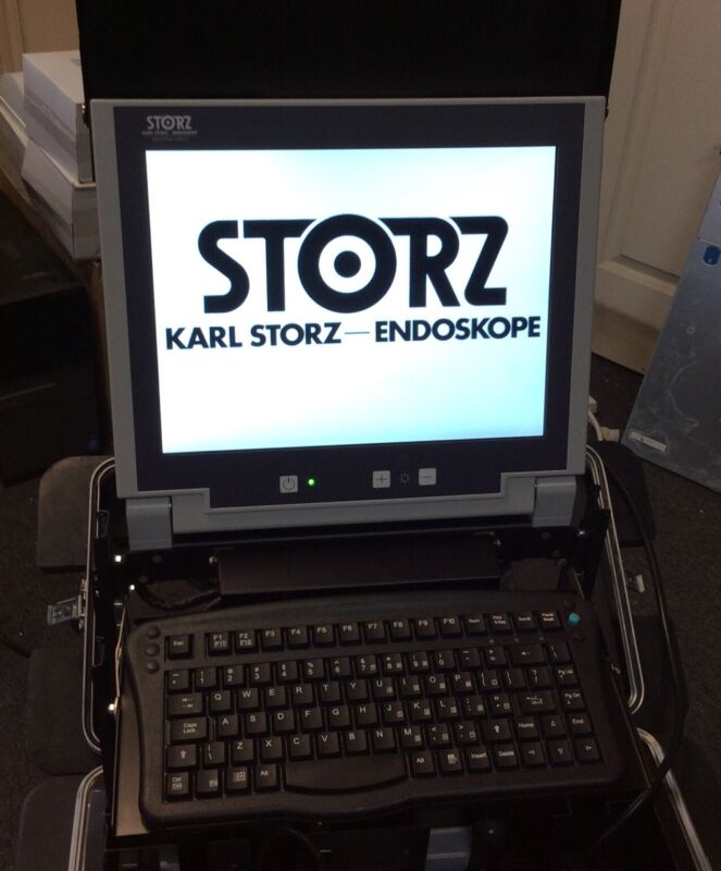 Karl Storz V05021AEMV Videoscope & 81048020 Techno Pack, Self-Contained - Used