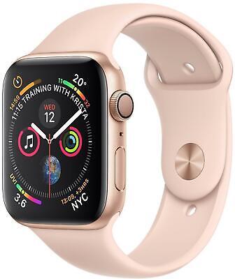 Apple Watch Series 4 40mm Gold Pink Sand Sports Band Grade B-