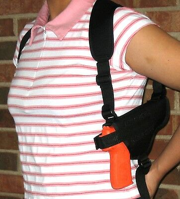 Shoulder Holster For S&w 4 581,681,586,686 Revolver