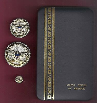 US Department of the Defense Badge set in case DOD