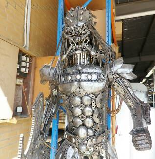 The Predator - Unique Metal art - Sculpture - Collectable - Sale Campbellfield Hume Area Preview