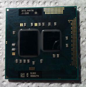 CPU Intel Core i3-350M Processor (2.26-GHz, 3MB L3 cache) - Italia - CPU Intel Core i3-350M Processor (2.26-GHz, 3MB L3 cache) - Italia