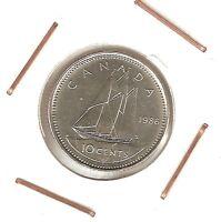 Canada: 10 Cents 1986 Sc -  - ebay.es