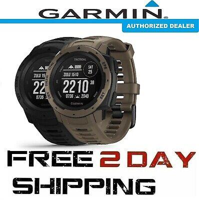 Garmin Instinct Tactical GPS Watch 010-02064-70, 010-02064-71