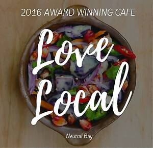 2016 AWARD WINNING CAFE - Neutral Bay Neutral Bay North Sydney Area Preview