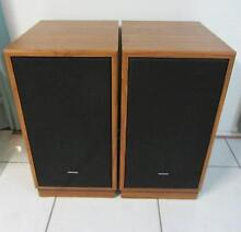 Vintage quality KRIESLER speakers. East Brisbane Brisbane South East Preview