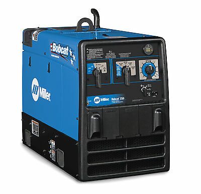 Miller Bobcat 250 Welder Generator 907500001 -