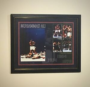 Muhammad Ali Framed picture Doncaster Manningham Area Preview