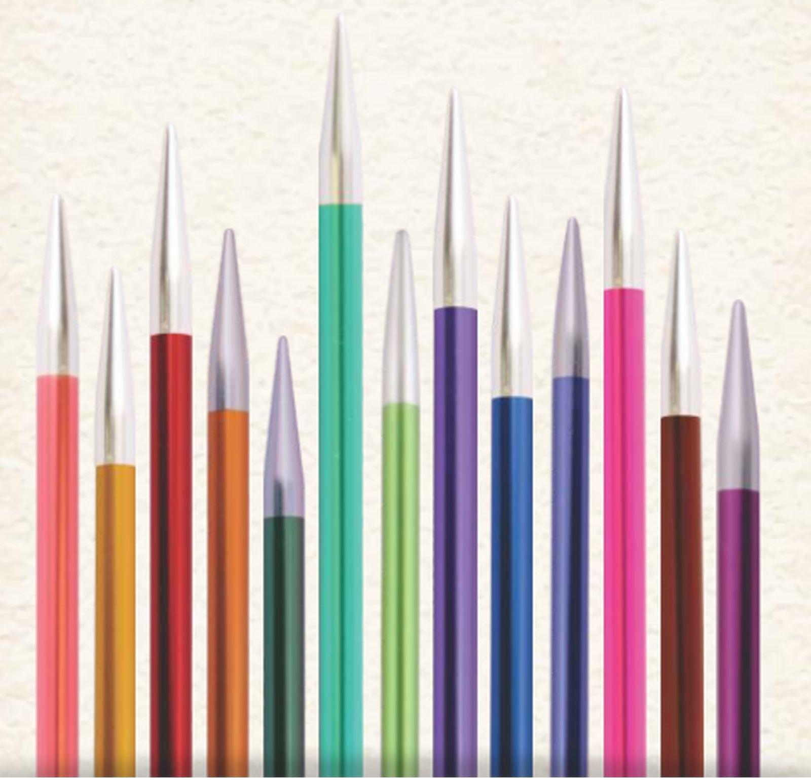 Knit Pro austauschbare Nadelspitzen Rundstricknadel bamboo alle Größen