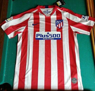 Camiseta Local Atlético de Madrid Nueva talla S