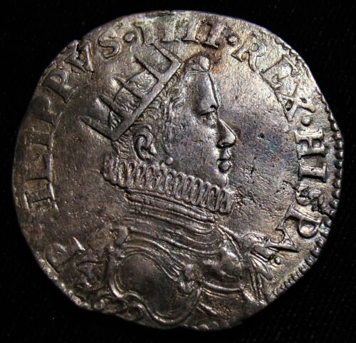 Italy: Milan 1622 Silver Ducaton. 31.6 gr. Superb Large Historical Coin!
