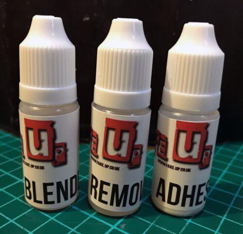 SFX Prosthetic adhesive, blender & remover kit