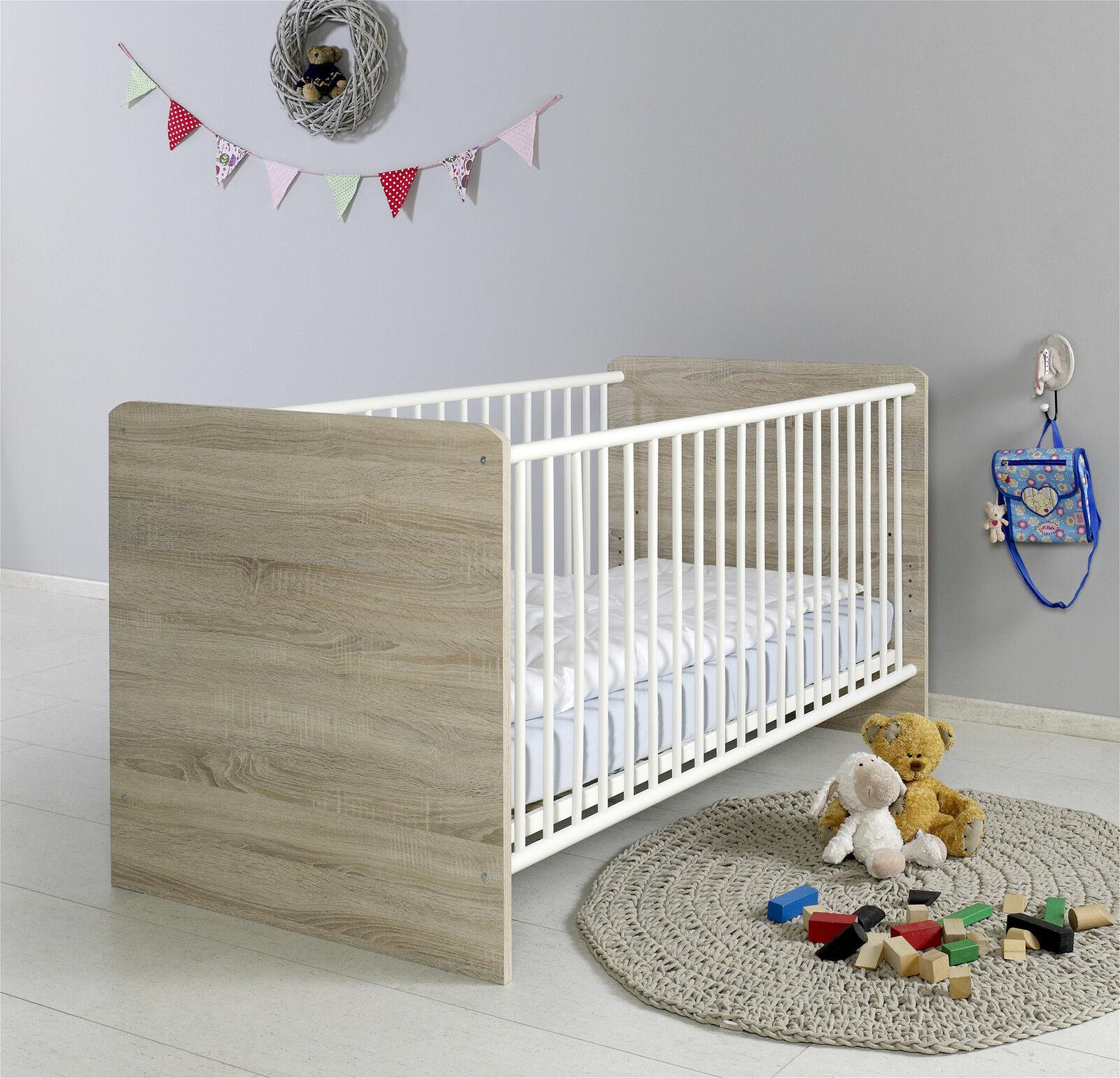 Babyzimmer kinderzimmer komplett set babym bel komplettset umbaubar elisa 3 eur 449 00 for Kinderzimmer komplettset
