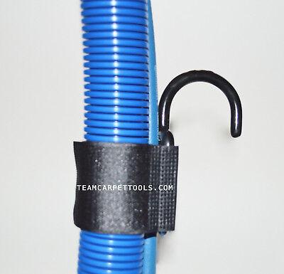 Carpet Cleaning Soluton Line Vacuum Hoses Adjustable Strap Hook Stair Hook