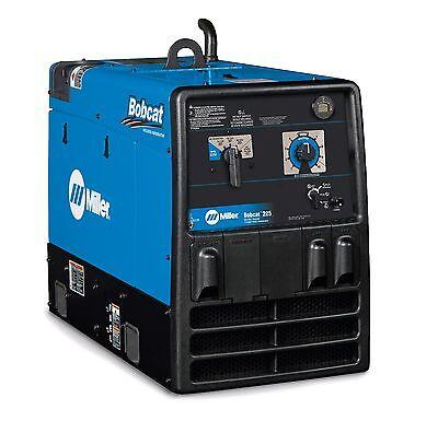 Miller Bobcat 225 Welder Generator W Kohler