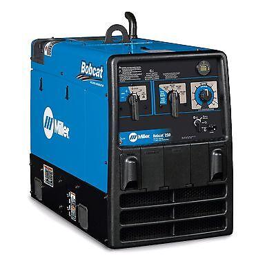 Miller Bobcat 250 Welder Generator W Kohler
