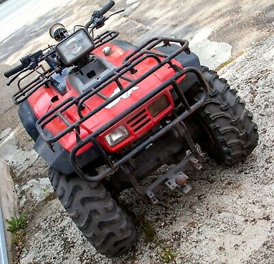 1989 Honda FourTrax TRX350D Quad Bike ATV 4WD Foreman Classic Big 4x
