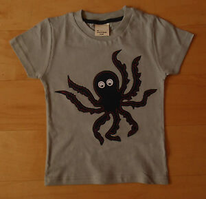 MINI BODEN Boys T-Shirt / Top Age 1 2 3 4 5 6 7 APPLIQUE **NEW SIZING**