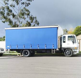Truck and driver available. Sydney City Inner Sydney Preview