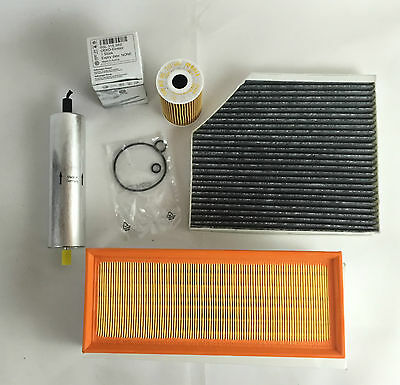 Inspection kit 4 filter 5l dbv engine oil audi a4 8k2 for Motor oil for audi q5
