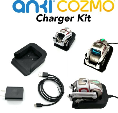 Cozmo Charger, Cable and USB Adapter (300-00030, 300-00048)