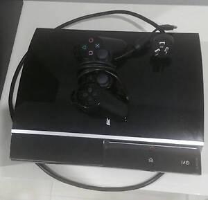 PS3 Console + 1 Controller, Good Condition Parafield Gardens Salisbury Area Preview