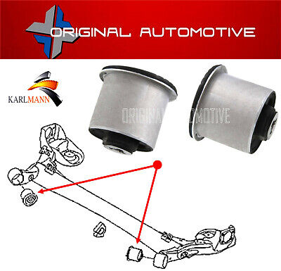 for KIA VENGA 2009> REAR SUSPENSION TRAILING CROSSMEMBER AXLE ARM BUSHES
