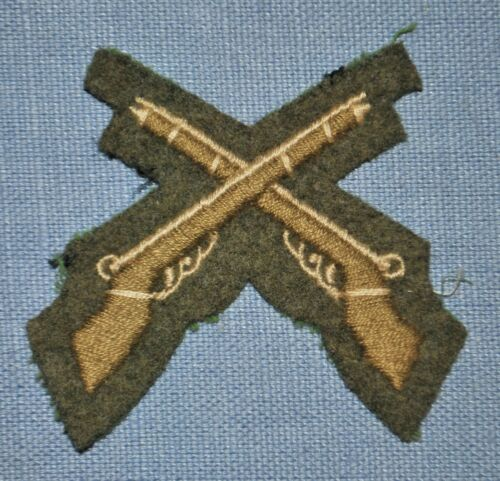 WWII Era British Marksman Patch