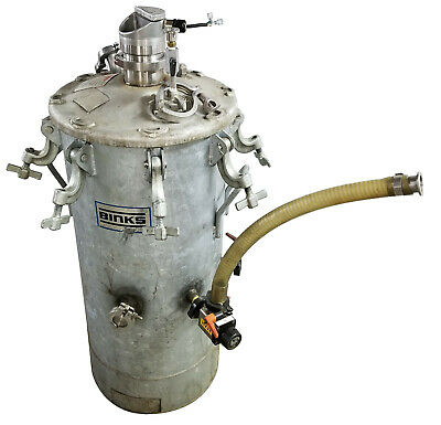 Binks 83-5208 Paint Pressure Tank Wvalve Hose