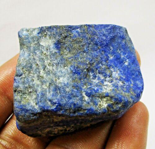 Loose Gemstone 100% Natural Lapis Lazuli Rough 290.90 Ct With Free Shipping
