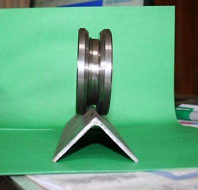 Sawmill Solid Cast Track Wheel- New