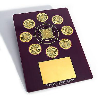 Quantum Radionic System, Consciousness Interface, Psychotronics Manifest Device