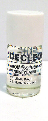 DECLEOR - YLANG YLANG OIL FOR THE FACE - 5 X 2.5ml MINI BOTTLES - 30,000 F/BACK*