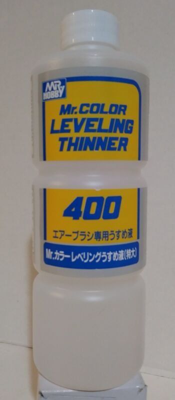 Mr Hobby/Mr Color T-108, Levelling Thinner,  400ml.