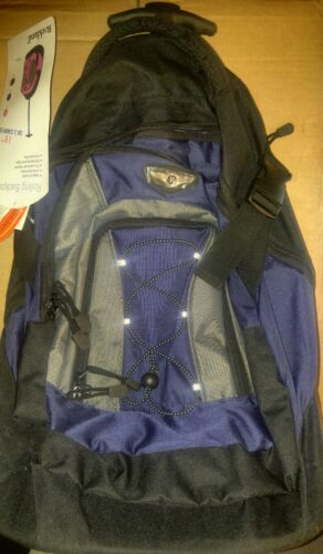 Rockland Luggage Sprint 19 Rolling Backpack