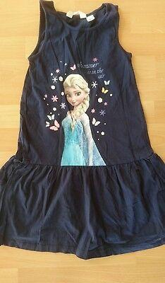 Kleid Von Elsa (2-er Pack Mädchen Elsa, Eiskönigin Kleid gr 134 /140 von H&M. )