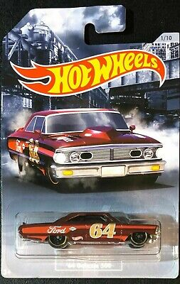 2020 Hot Wheels 64 Ford Galaxie 500  American Muscle Cars New In The Pack VHTF