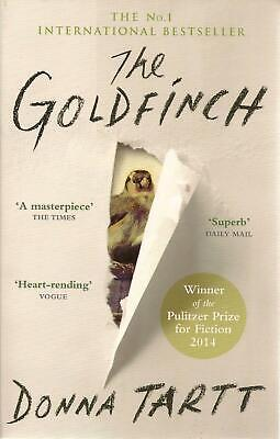 The Goldfinch, Tartt, Donna, Very Good condition, Book