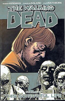 Walking Dead Vol 6 This Sorrowful Life Image Comics Paperback