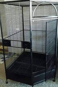 Large Corner Bird Cage.... Goodna Ipswich City Preview