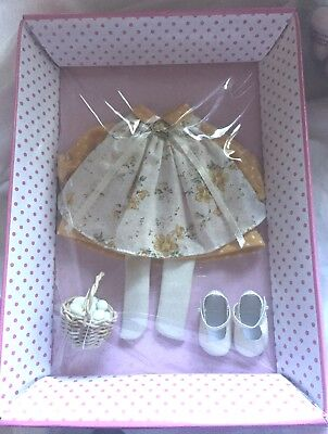 """EFFANBEE PATSY OUTFIT """"RISE AND SHINE"""" 2015 TONNER DOLL CO. L/E 300 NEW MIB NRFB"""