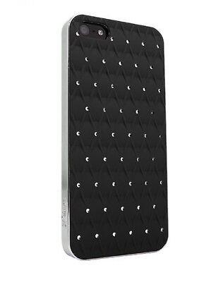 **iFrogz Jewel Case for Apple iPhone 5/5s/5c Black NEW** ()