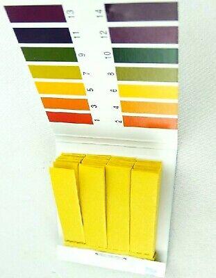 Ph Litmus Test Strips Full Range 1-14 Acid Alkaline Indicator Paper Saliva Urine