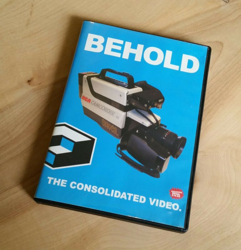 Consolidated Skateboarding Behold The Consolidated Video DVD Karma