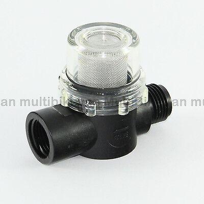 Shurflo Filter beidseitig schraubbar Wasserfilter NEU W… |