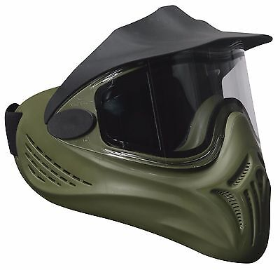 Empire Helix Thermal paintball Mask - Goggles - Olive - Helix Thermal Goggle