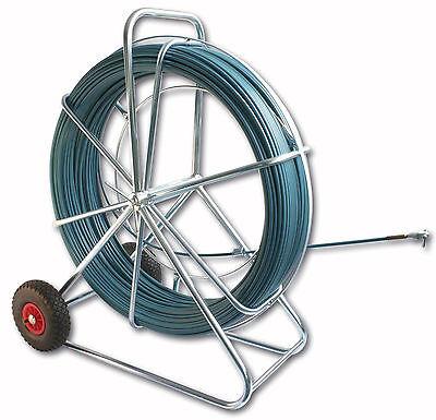 Kabelzugband Einziehspirale mit Kupferlitze hochwertige Handwerker Qualität