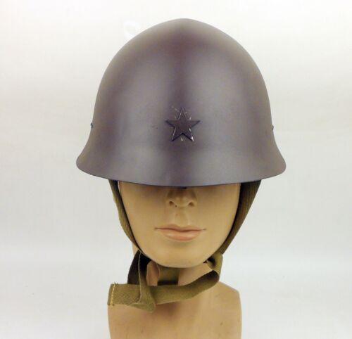 WWII JAPANESE MILITARY STEEL HELMET WW2 JAPANESE ARMY FIELD HELMET