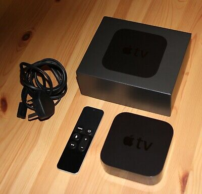 Apple TV 4th Generation 32GB A1625 - Excellent Condition - Boxed